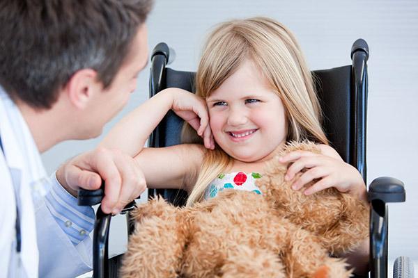 Церебральный паралич у детей