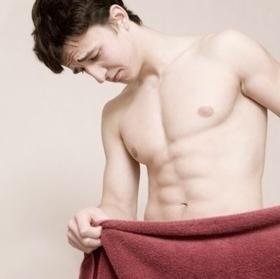 Причины молочницы у мужчин