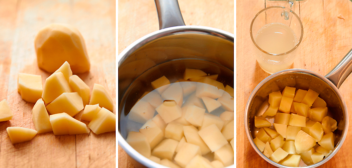 Отвар картофеля для суставов
