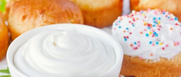 Как приготовить сахарную глазурь