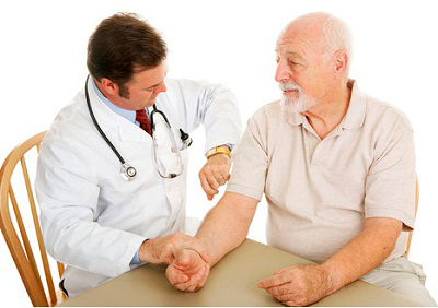 Учащенный пульс у пожилых людей