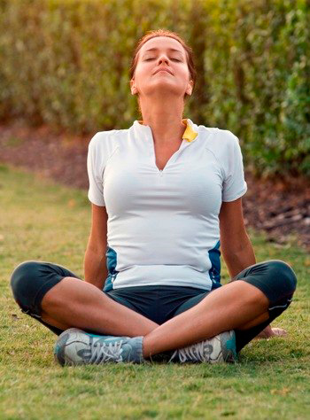 упражнения для желудка