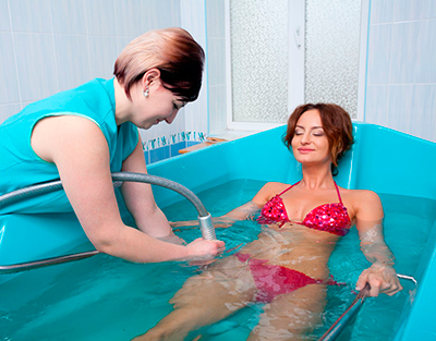 Радоновые ванны в КМВ санатриях