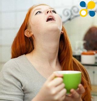 Лечение больного горла
