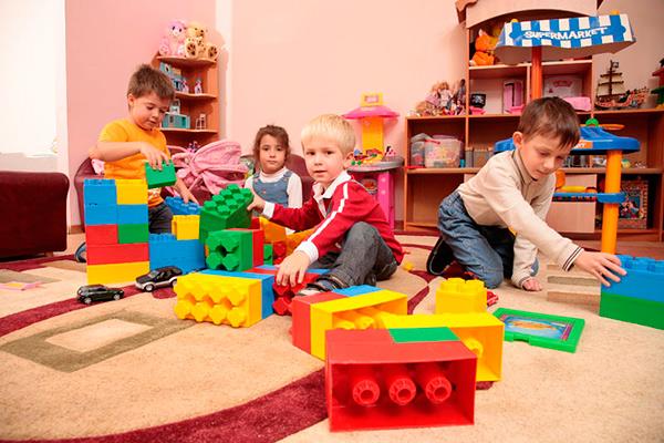 детские сады в России -классификация