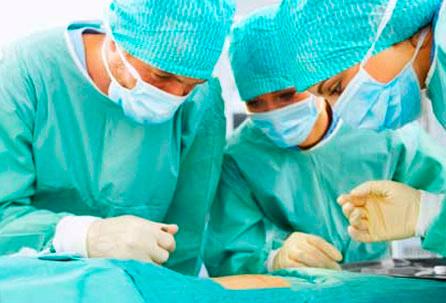Лапароскопия на желудке